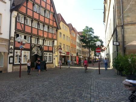 Freidenker Galerie Osnabrück, Bierstraße