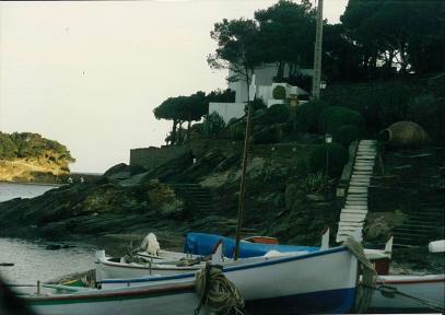 Cadeques, Spanien, Reisen