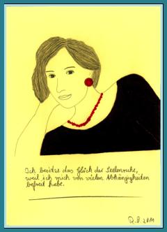 Das Glück der Seelenruhe, Zitate Glück, Freidenker Galerie