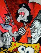 Trickshelden, moderne Kunst, Bild von Nikolaus Pessler