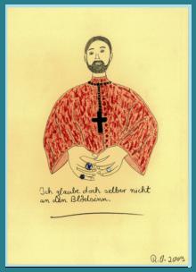 Himmel und Hölle, Willensfreiheit,  Bilder und Sprüche, Freidenker Galerie
