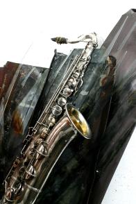 """""""Ohne Musik wäre das Leben ein Irrtum."""" Friedrich Nietsche, Ilona Jentsch Skulpturen"""