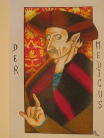 Der Medicus, Bilder mit Sprüchen, Sebastian Misseling