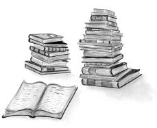Bücher, Archiv der Worte, Axel Schlote, Freidenker Galerie