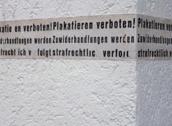 Überflüssige Worte, Foto von Dr. Axel Schlote