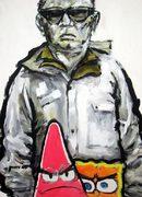 Kill m Jung, moderne Kunst, Porträt von Nikolaus Pessler
