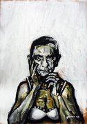 Goebbels, moderne Kunst, Porträt von Nikolaus Pessler