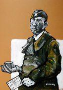 Breker, moderne Kunst, Porträt von Nikolaus Pessler