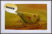 Bild zum Weltwassertag, Ölbild von Peter Zahrt, Freidenker Galerie